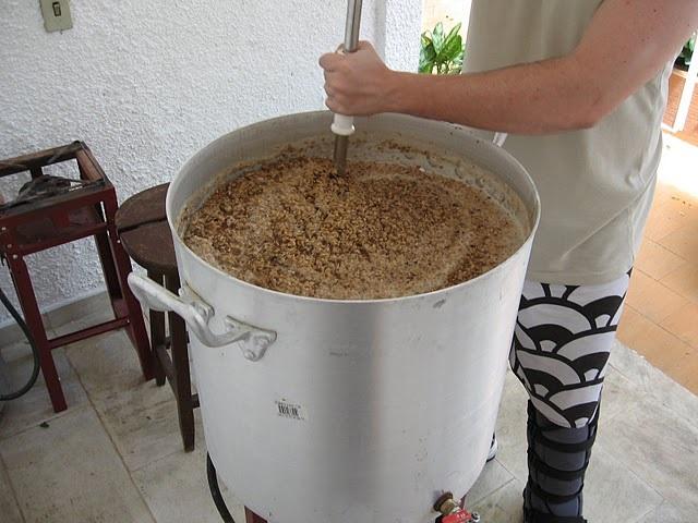 rauchbier cerveja caseira