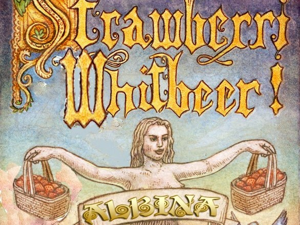 witbier albina
