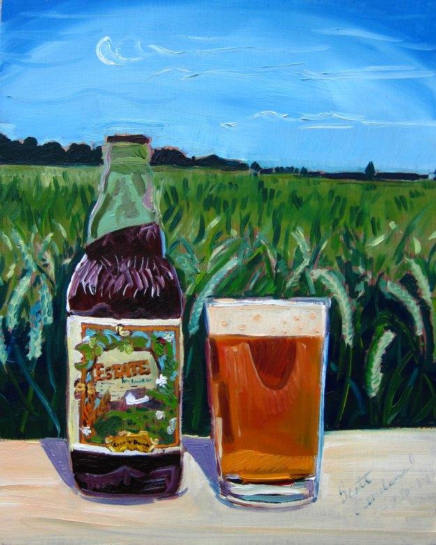 cerveja é arte
