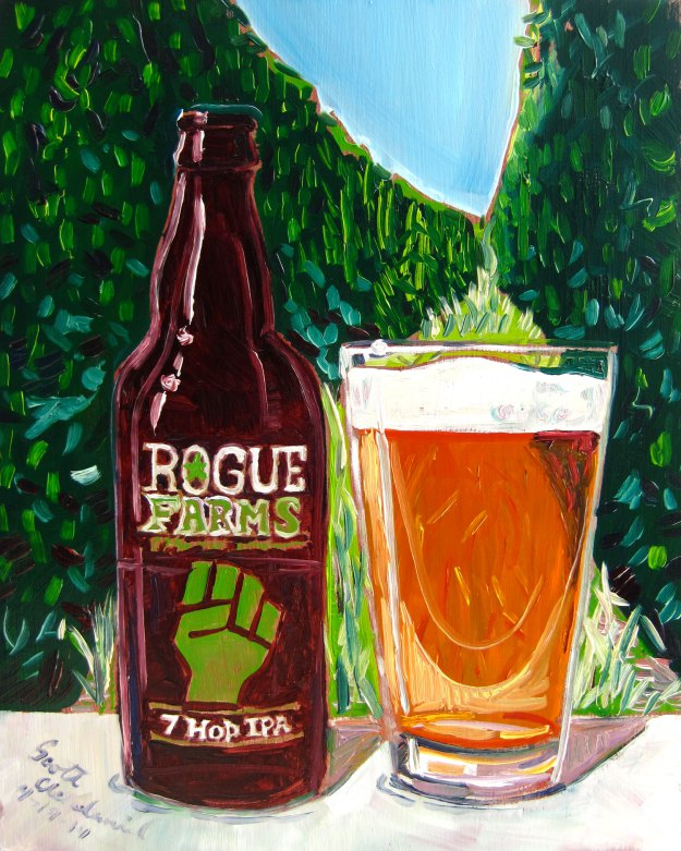 Rogue 7 Hops IPA