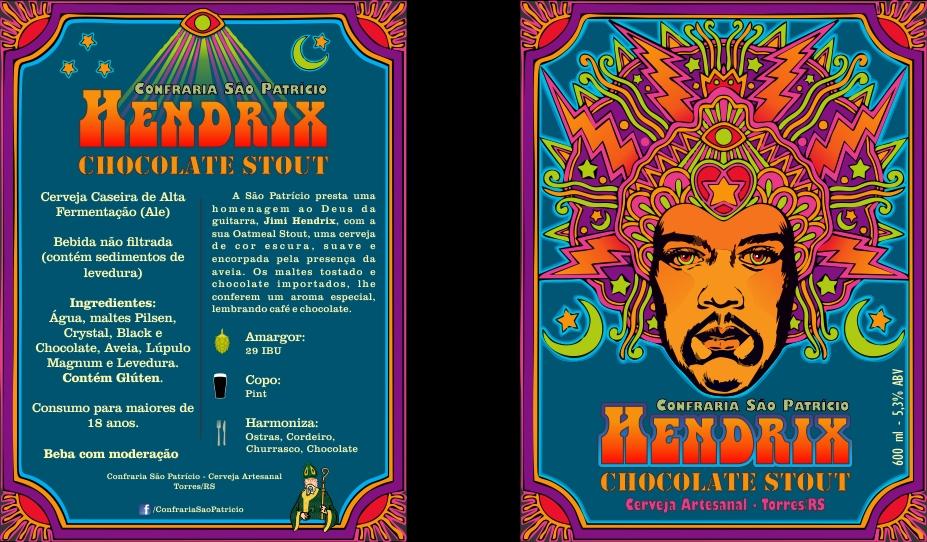 Hendrix - Chocolate Stout
