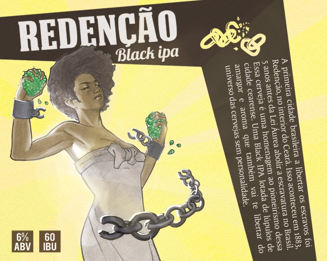 Redenção Black IPA