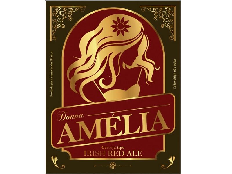 DONNA AMÉLIA - IRISH RED ALE