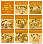 quadrinhos cerveja