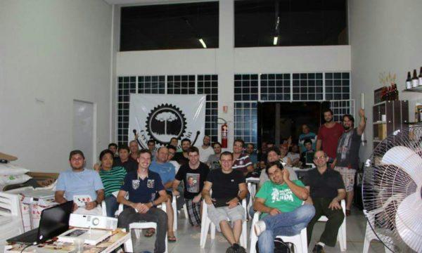 Workshop de maltes em Maringa